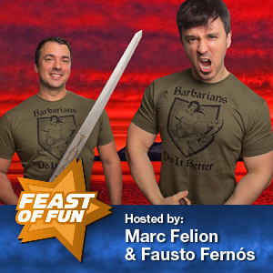 Gay Fun Show: Feast of Fools